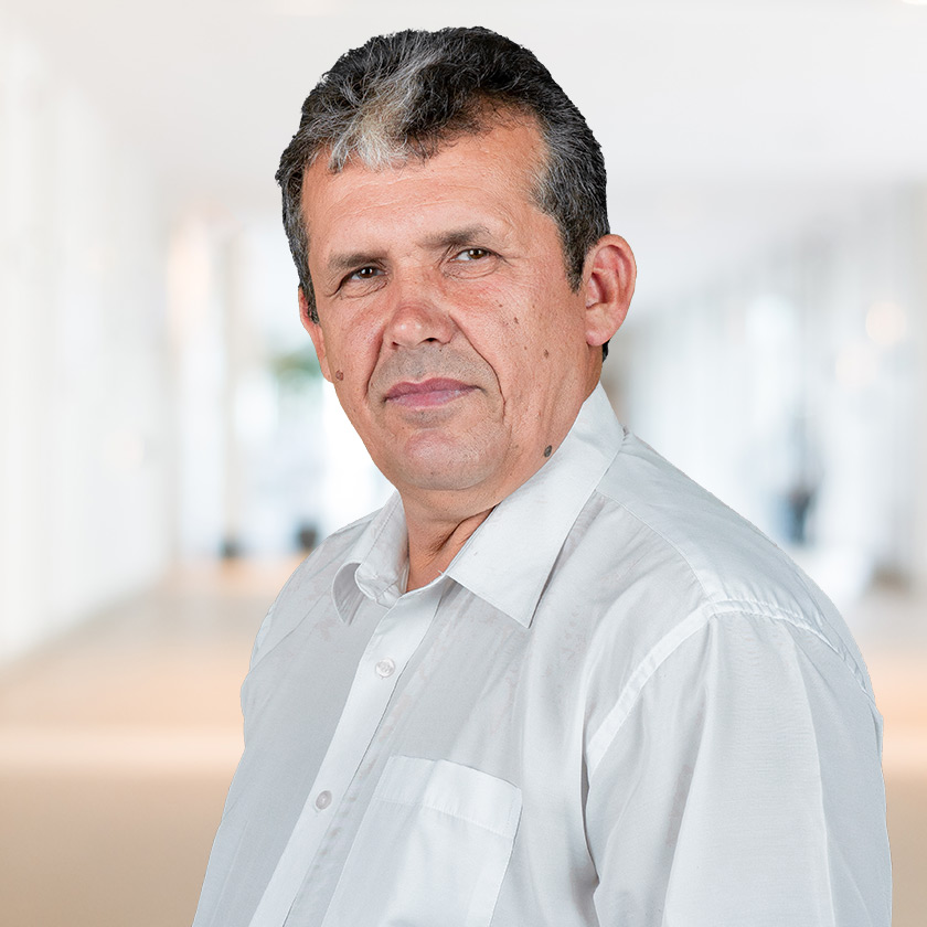 Adonyi Gyula polgármesterjelölt Székelyhíd