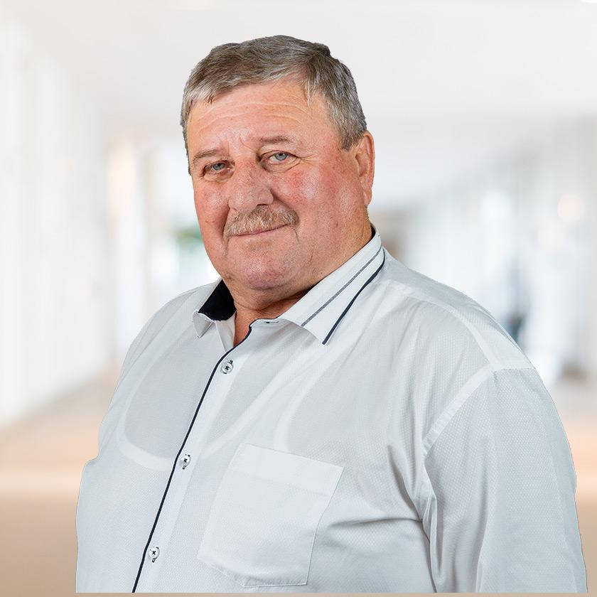 Oláh József tanácsosjelölt Paptamási község