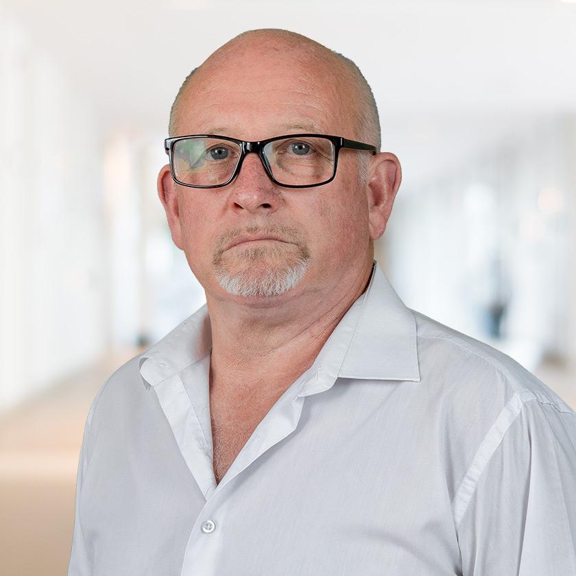 Richter József polgármesterjelölt Bors község
