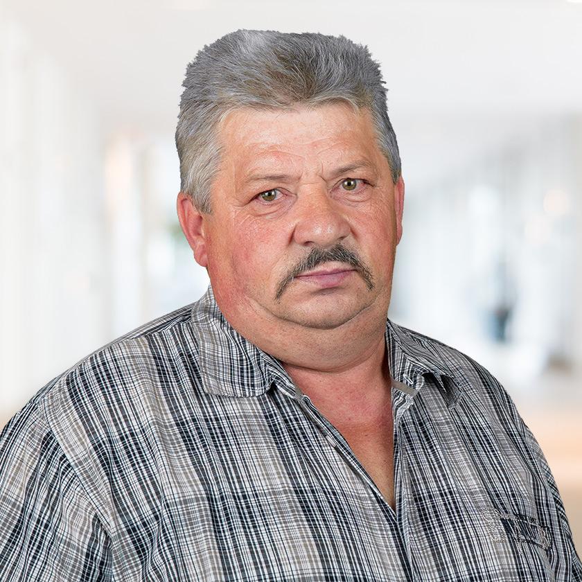 Sárközi József polgármesterjelölt Bályok község