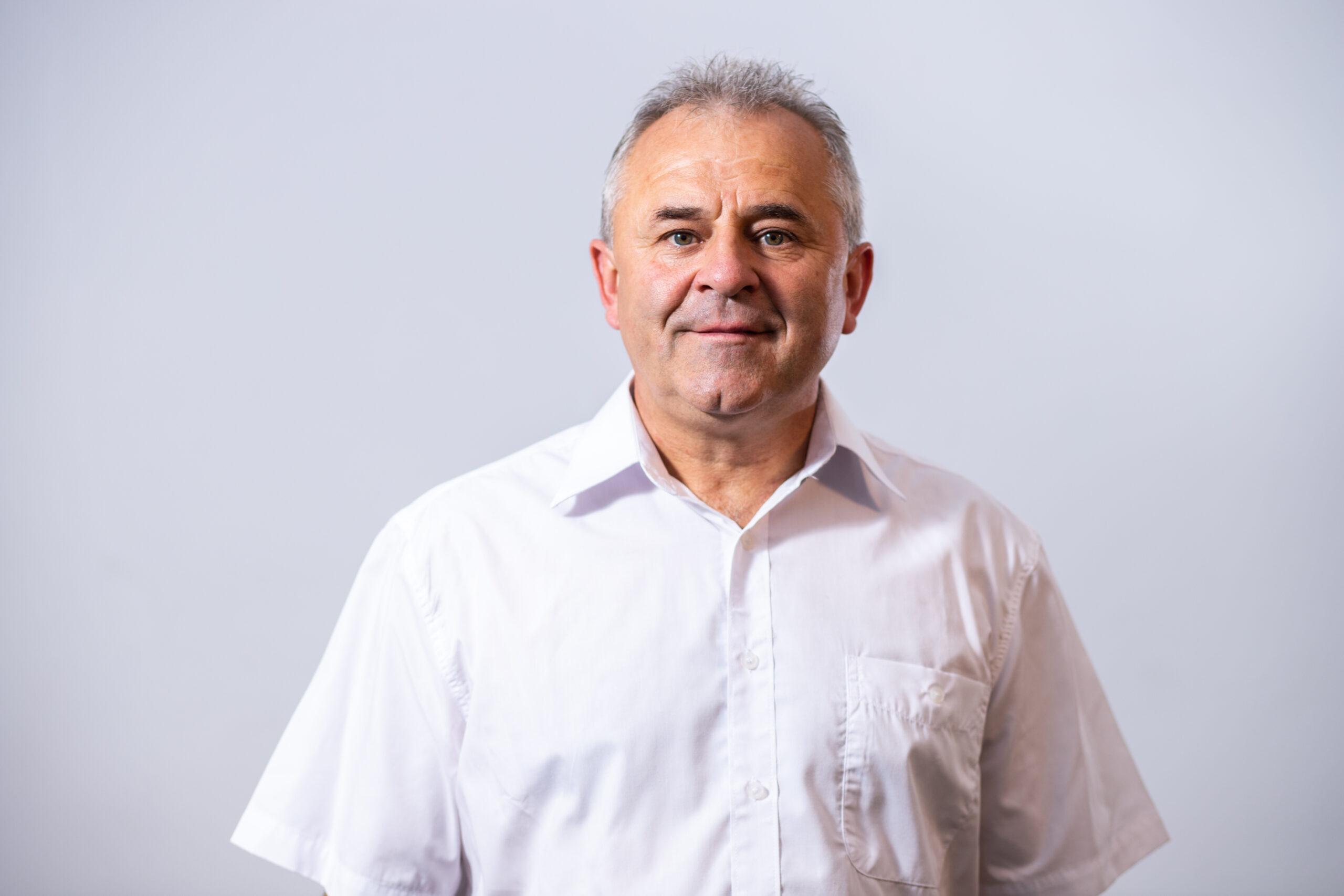 Ambrus Jenő - Csíkfalva listavezető