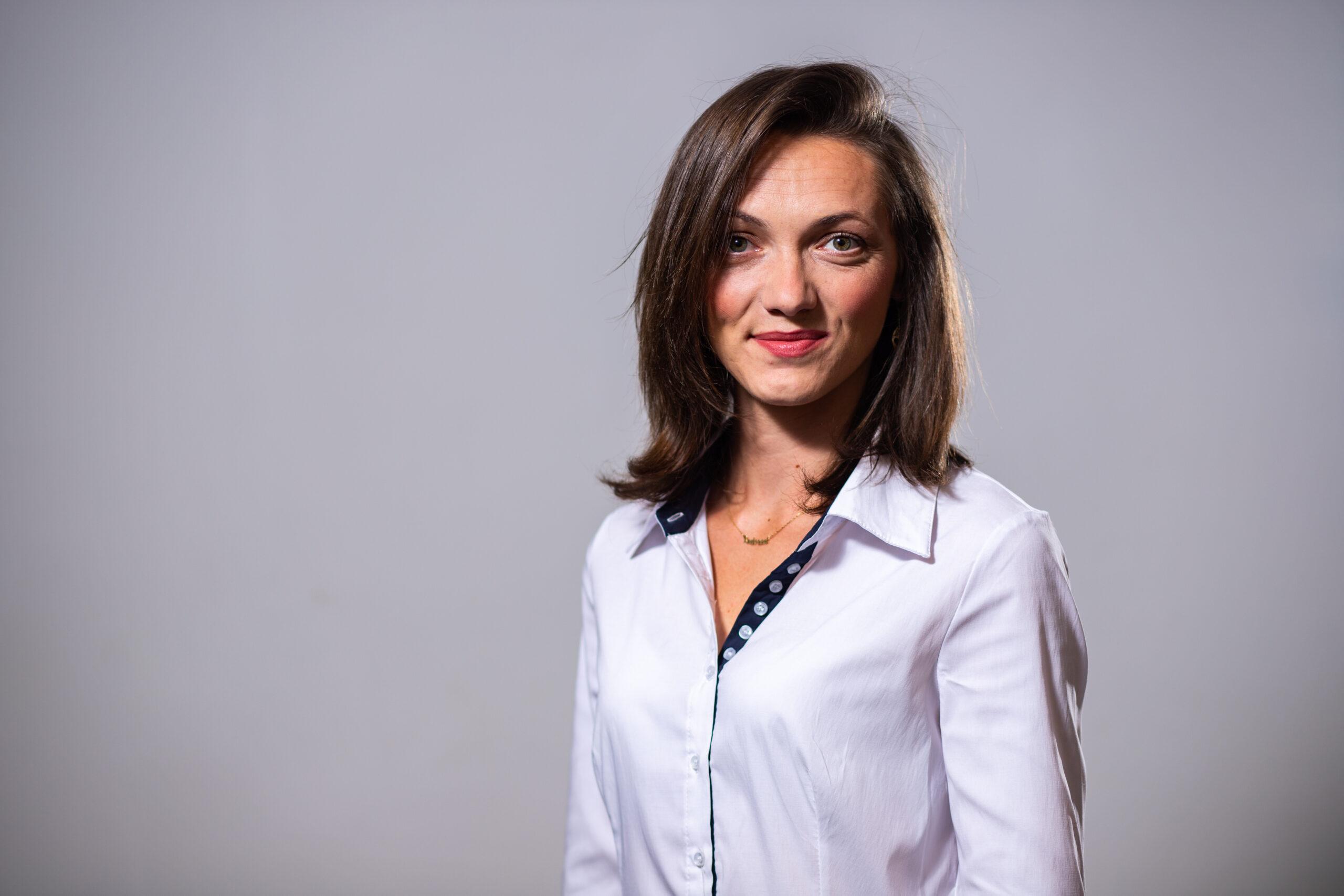 Graur Andreea Mihaela- Marosszentgyörgy listavez