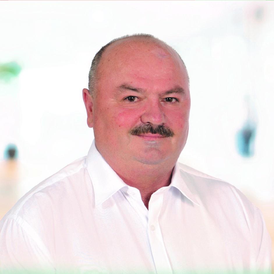 Lorincz Pal Kolcs polgarmester ro