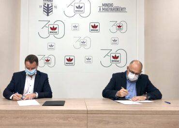 Aláírták az EMSZ és az RMDSZ közötti megállapodást