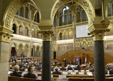 Az EMSZ képviselői a Kárpát-medencei Magyar Képviselők Fórumán
